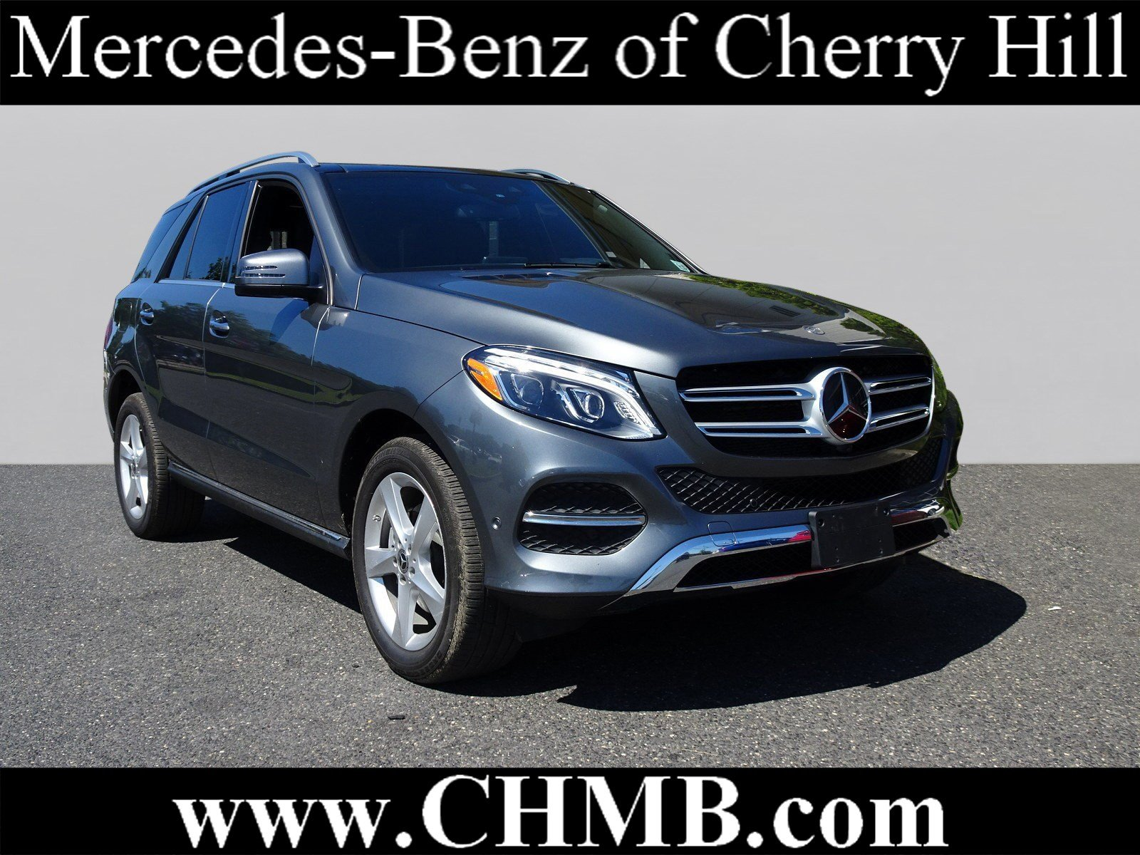 Pre Owned 2018 Mercedes Benz GLE GLE 350 SUV in Cherry Hill LM0042