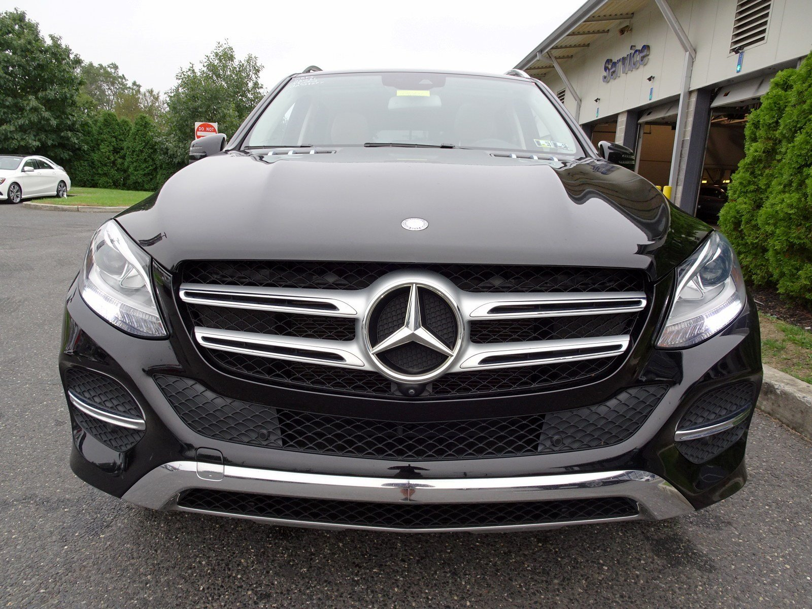 Certified Pre Owned 2016 Mercedes Benz GLE GLE 350 SUV in Cherry