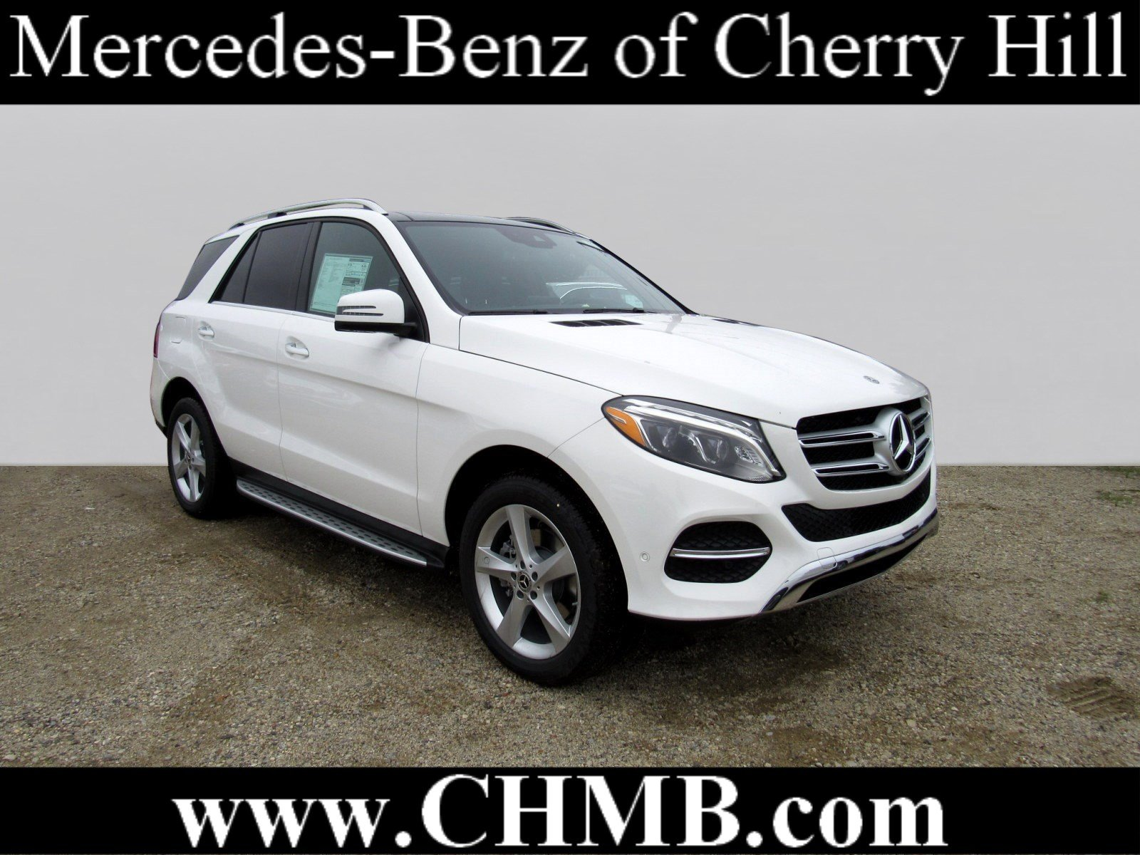 New 2018 Mercedes Benz GLE GLE 350 Sport Utility in Cherry Hill