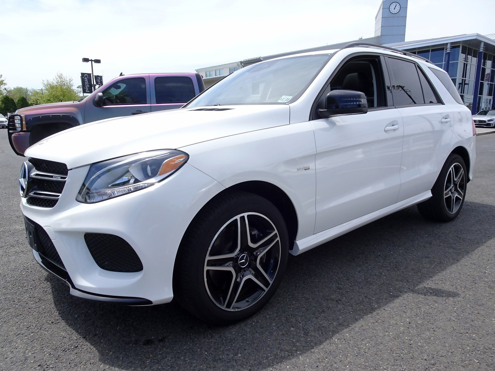 Pre Owned 2018 Mercedes Benz GLE AMG GLE 43 SUV