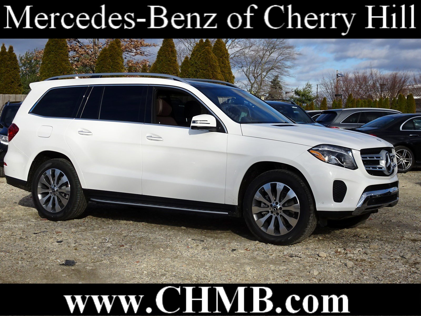 New 2019 Mercedes Benz Gls 450 Suv In Cherry Hill M2767 C230 Panel Speaker On Wiring Harness For Trailer Hitch
