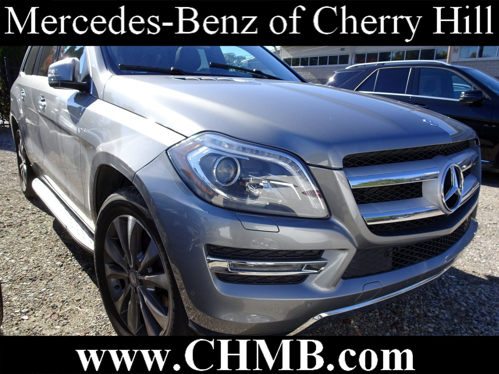 Pre Owned 2016 Mercedes Benz GL GL 450 SUV in Cherry Hill M2407A