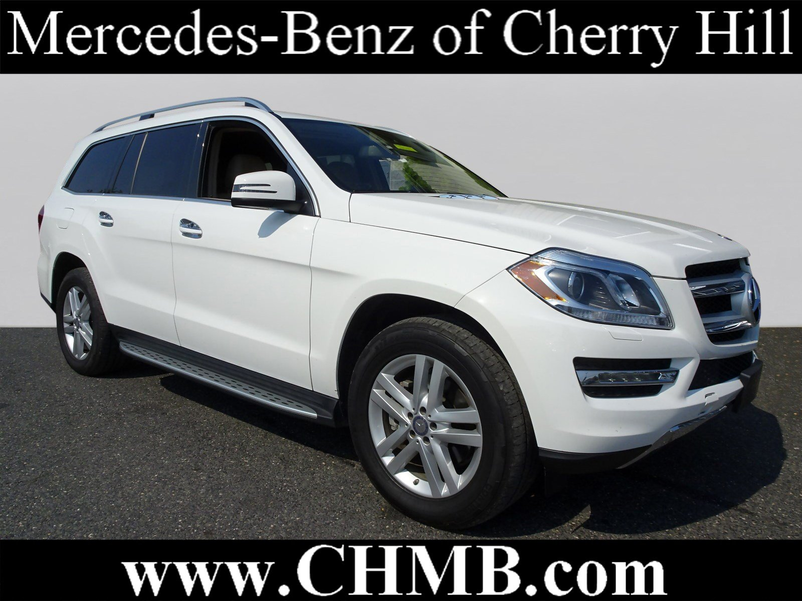 Certified Pre Owned 2016 Mercedes Benz GL GL 450 SUV in Cherry Hill