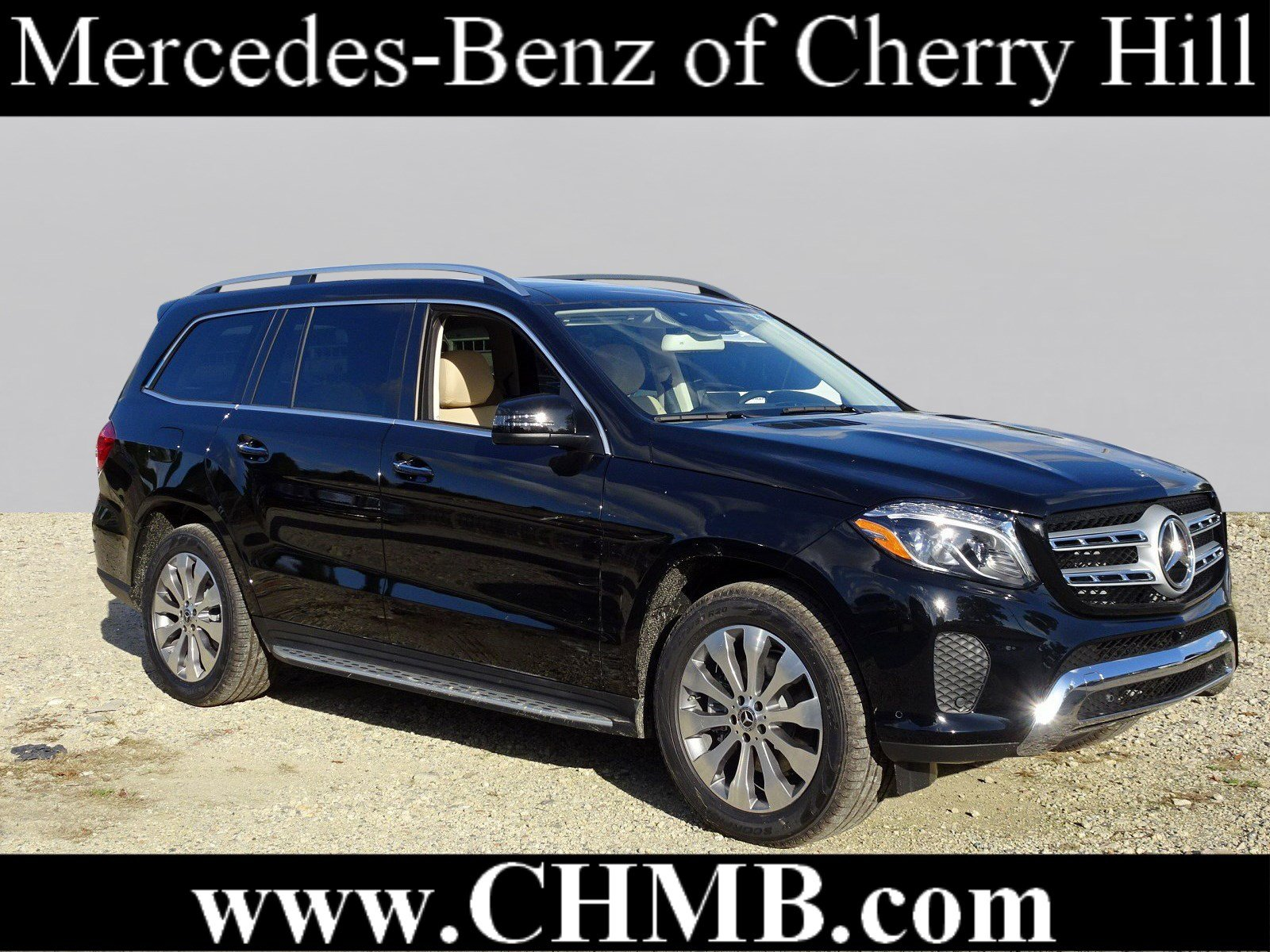 New 2019 Mercedes Benz GLS GLS 450 SUV in Cherry Hill M2386
