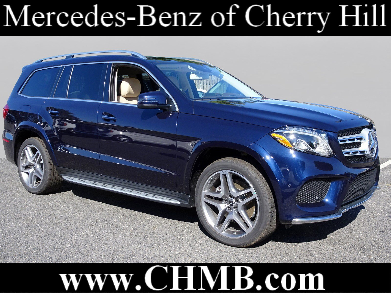 New 2019 Mercedes Benz GLS GLS 550 SUV in Cherry Hill M2387