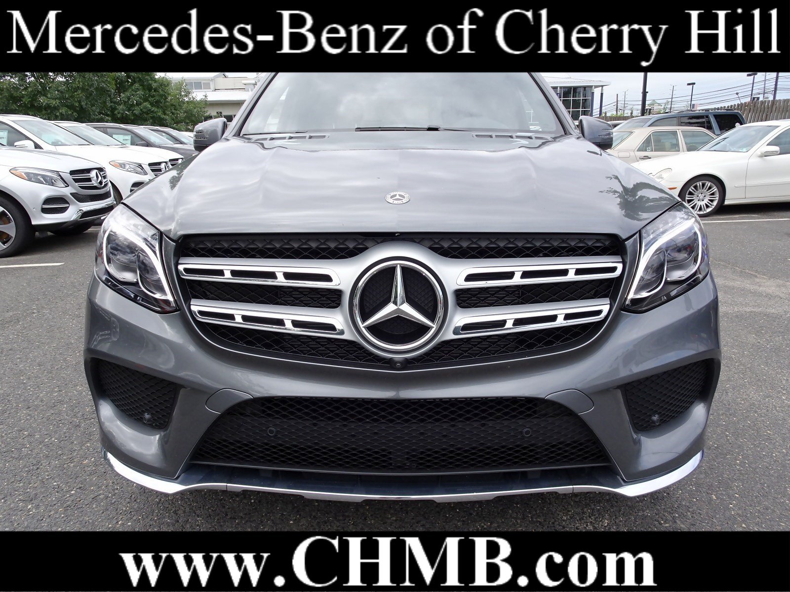 New 2019 Mercedes Benz GLS GLS 550 SUV in Cherry Hill M2297