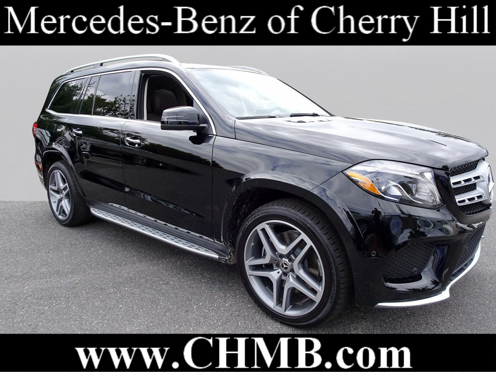 New 2019 Mercedes Benz GLS GLS 550 SUV in Cherry Hill M2304