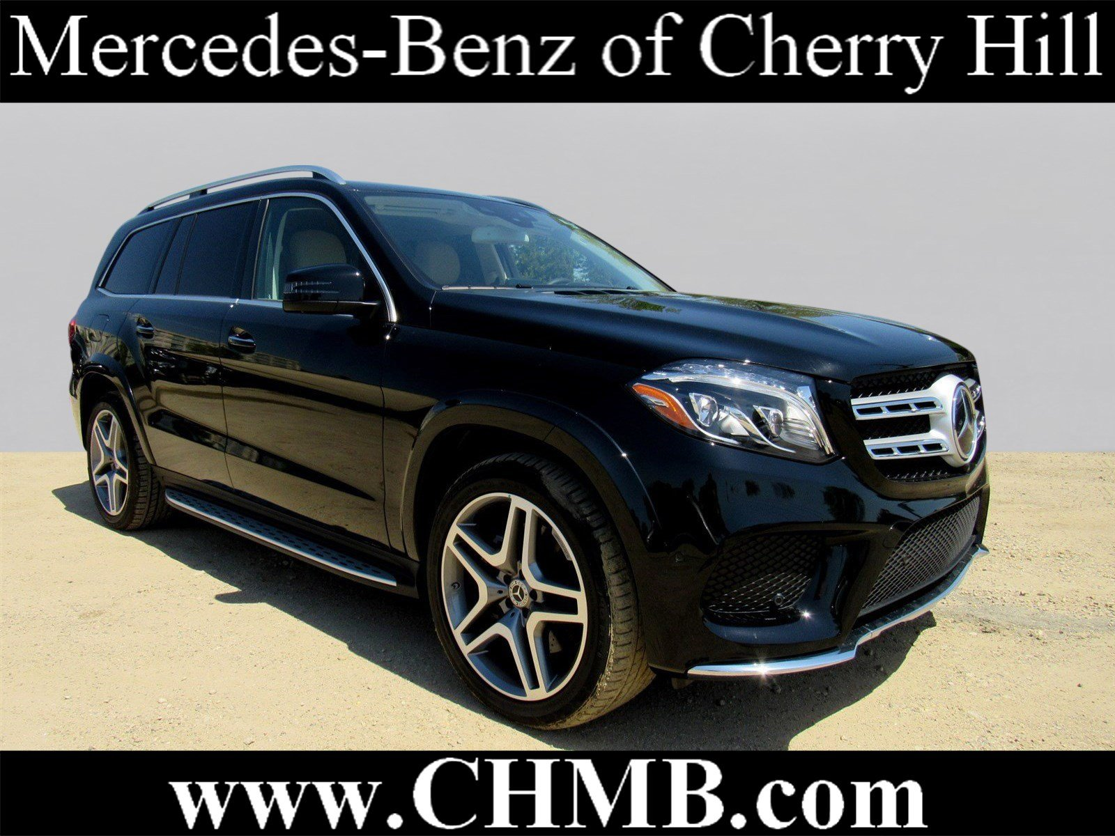 Pre Owned 2017 Mercedes Benz GLS GLS 550 SUV in Cherry Hill M0445