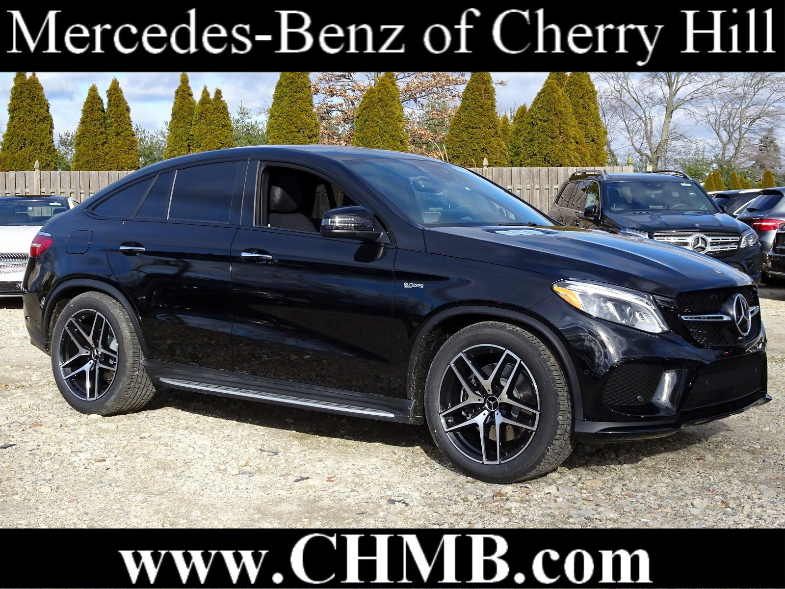 New 2019 Mercedes Benz Gle Amg Gle 43 Coupe Coupe In Cherry Hill