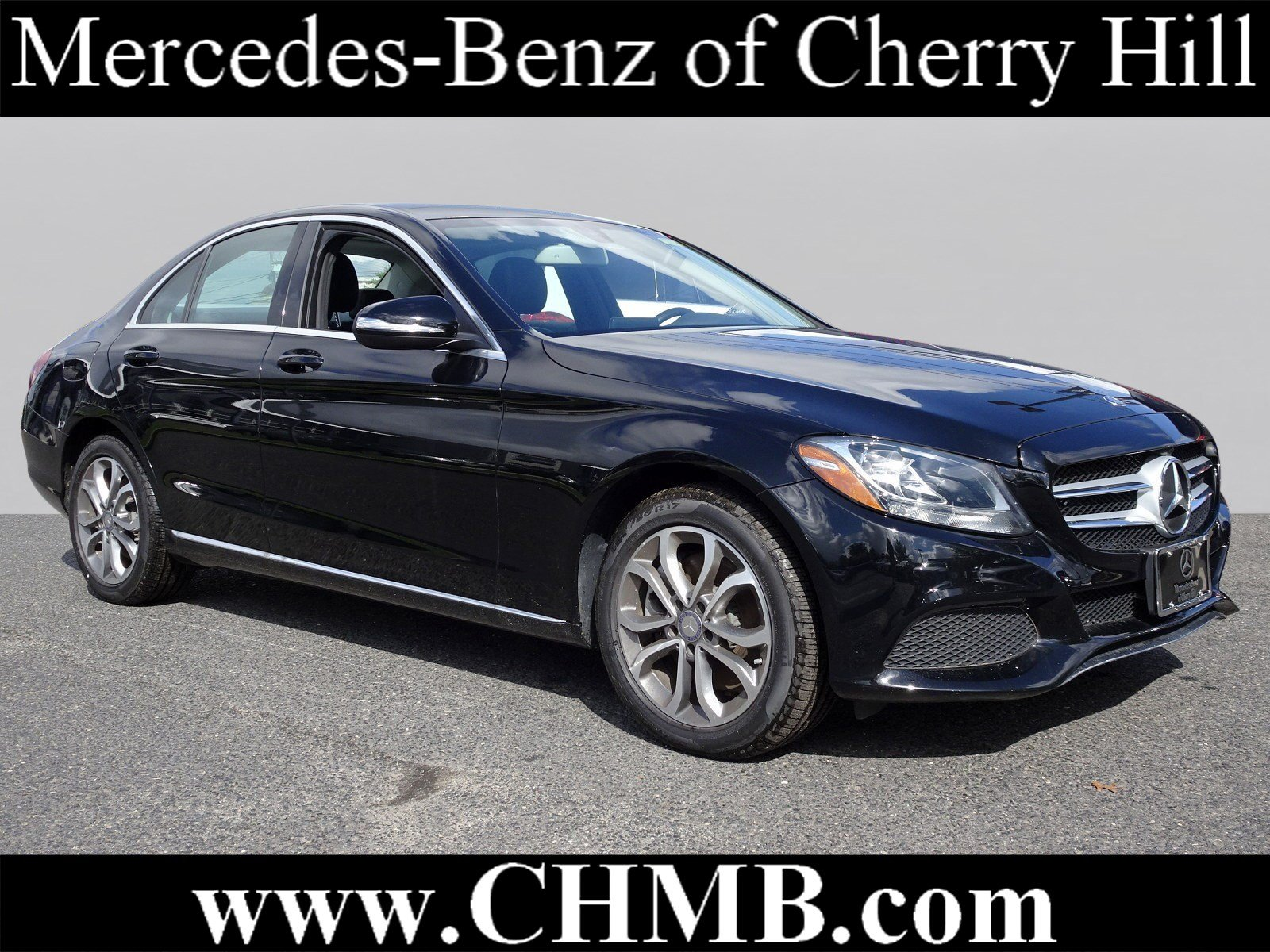 Pre Owned 2015 Mercedes Benz C Class C 300 SEDAN in Cherry Hill