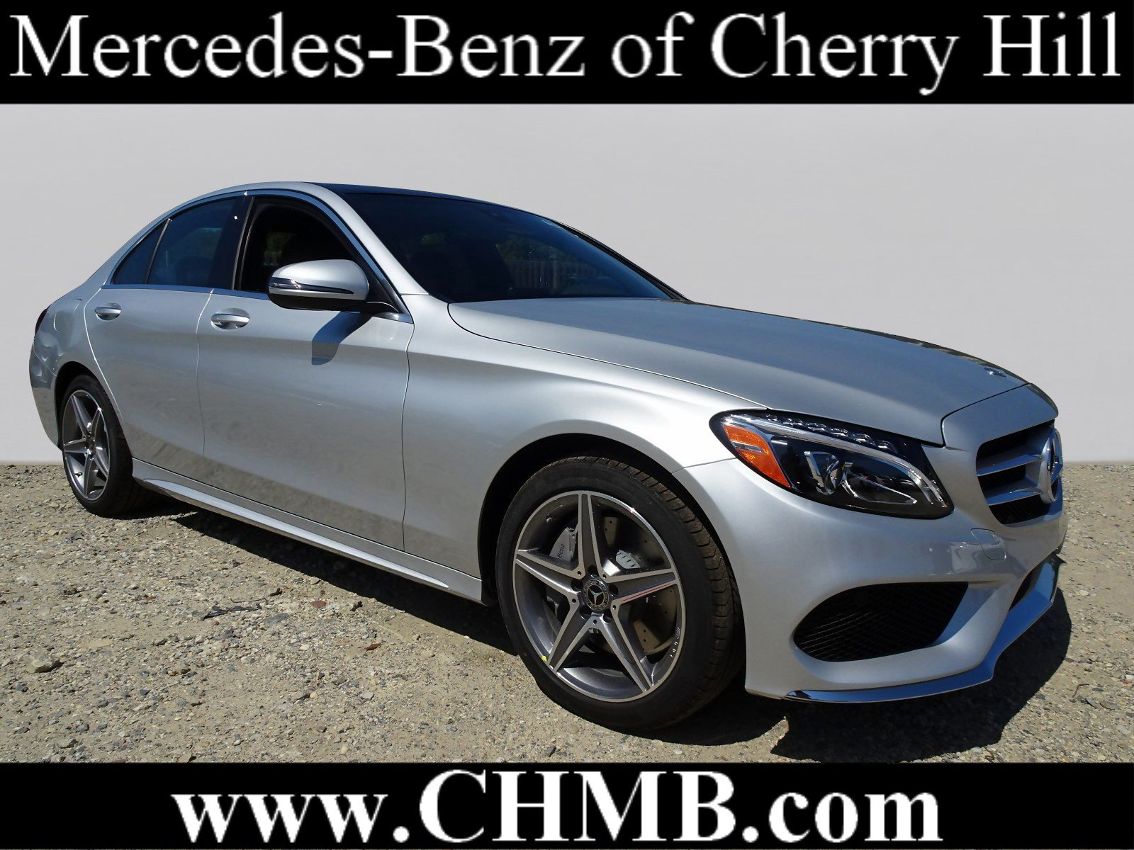 New 2018 Mercedes Benz C Class C 300 Sport SEDAN in Cherry Hill