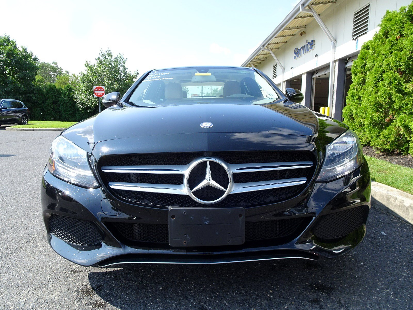 Certified Pre Owned 2016 Mercedes Benz C Class C 300 4dr Car in