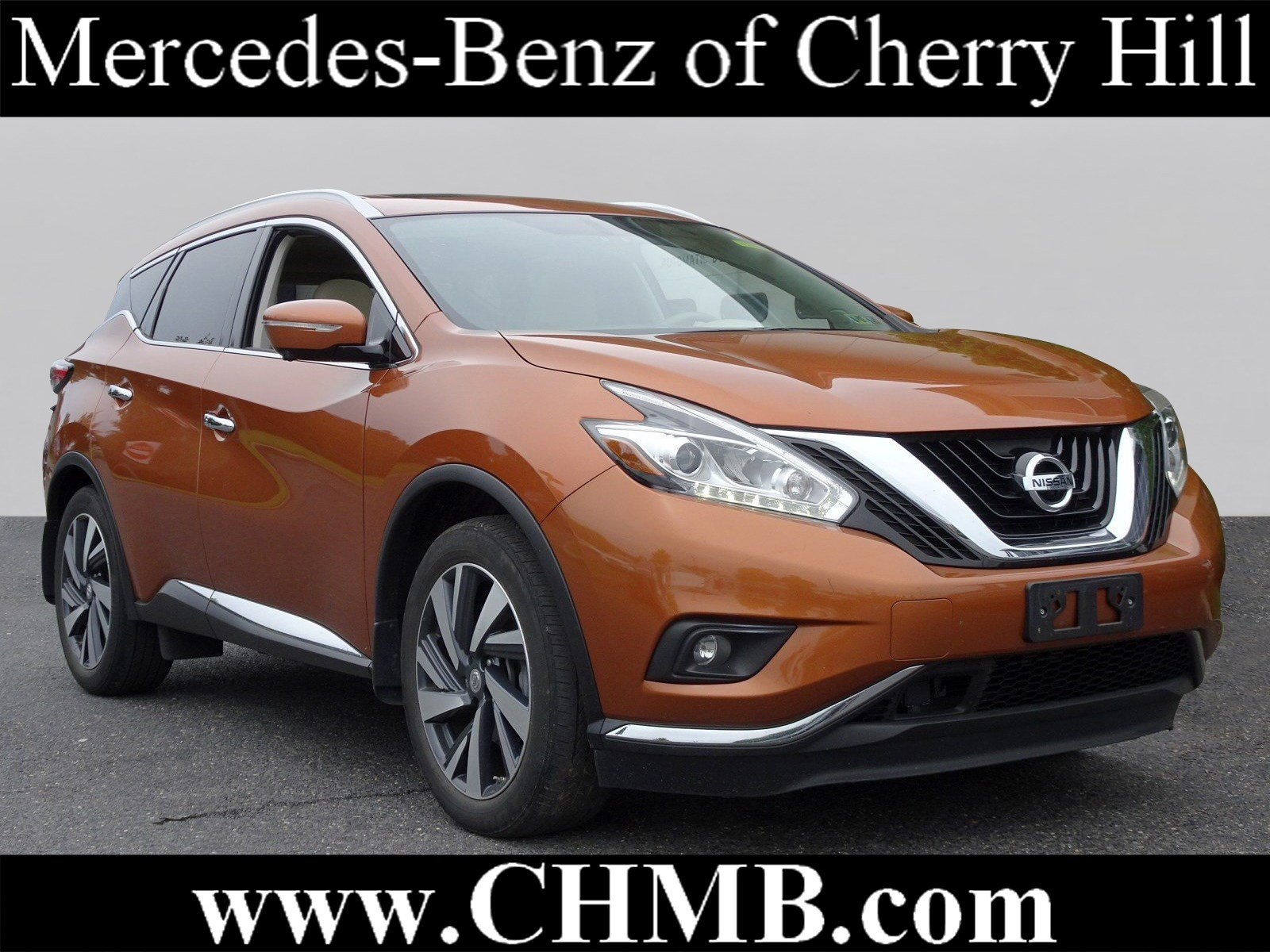 Pre Owned 2015 Nissan Murano Platinum