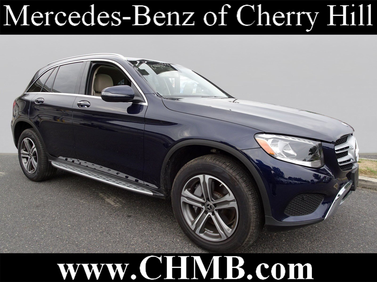 Pre Owned 2018 Mercedes Benz GLC GLC 300 SUV in Cherry Hill LM0064