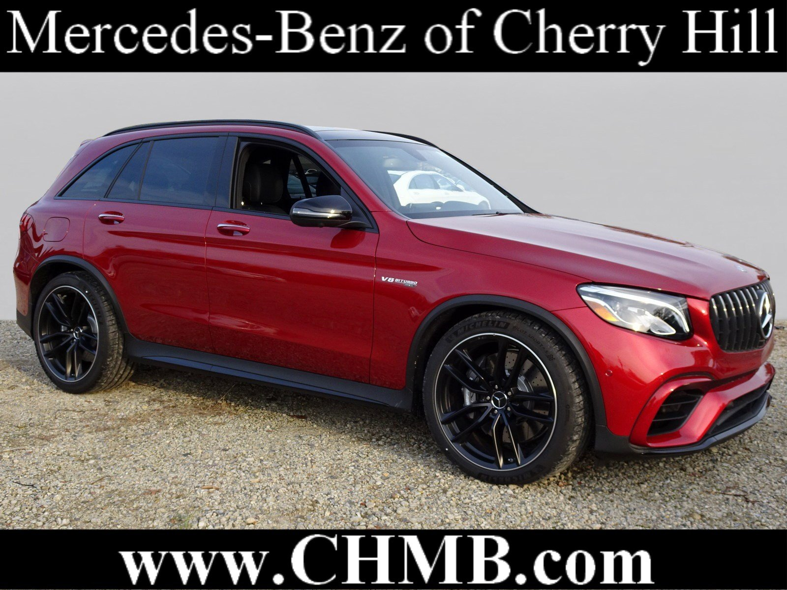 New 2019 Mercedes Benz GLC AMG GLC 63 SUV SUV in Cherry Hill M2569