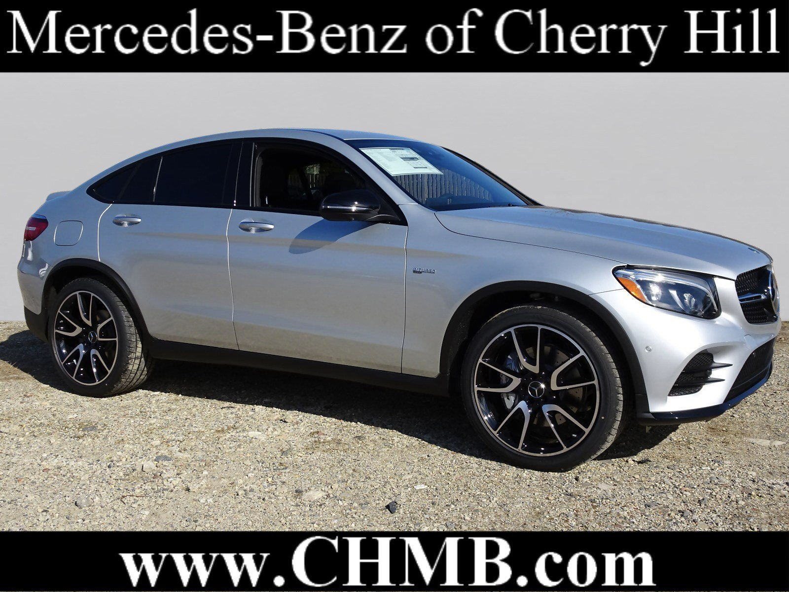 New 2019 Mercedes Benz GLC AMG GLC 43 4MATIC Coupe