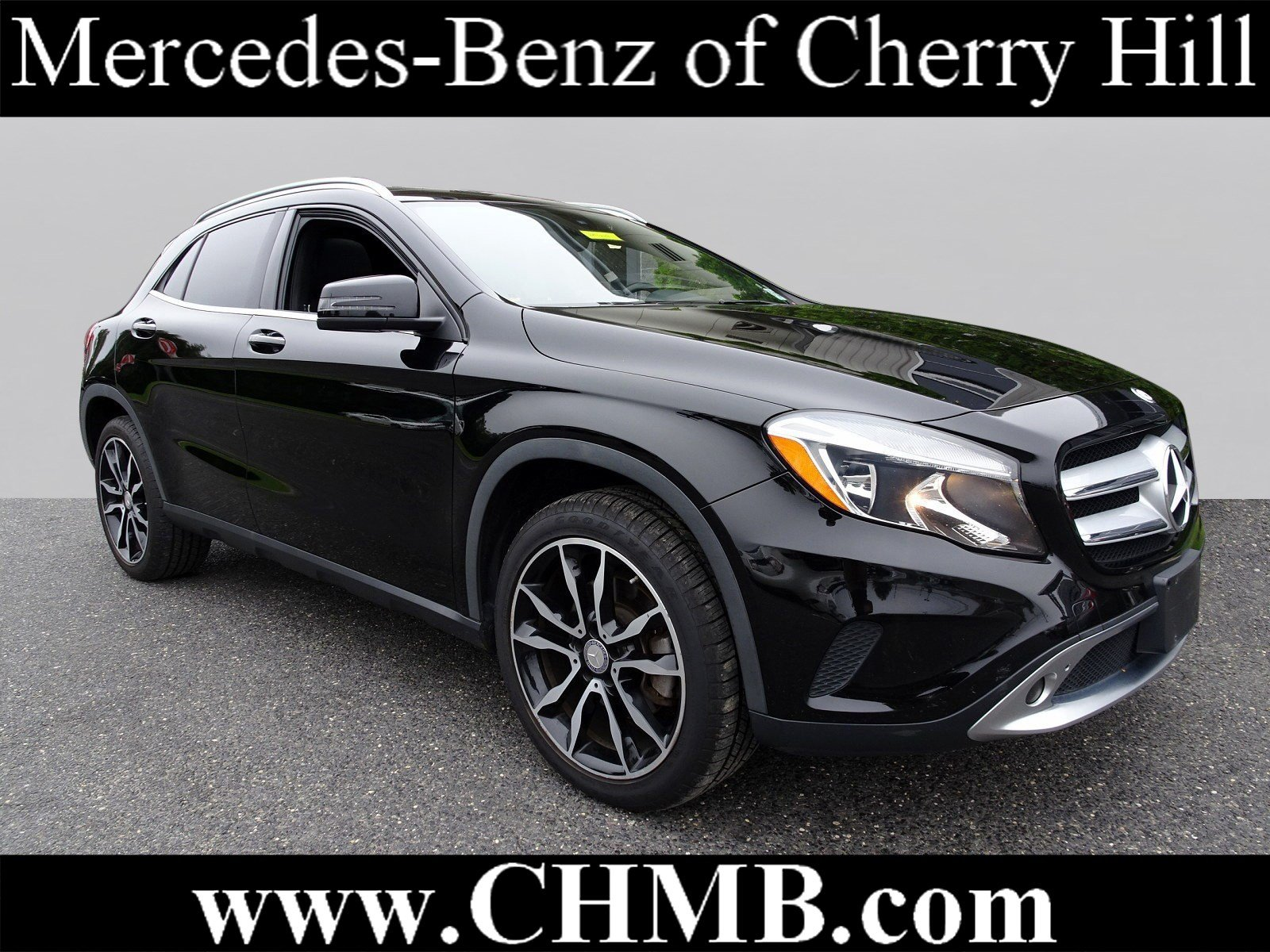 Certified Pre Owned 2016 Mercedes Benz GLA GLA 250 SUV in Cherry