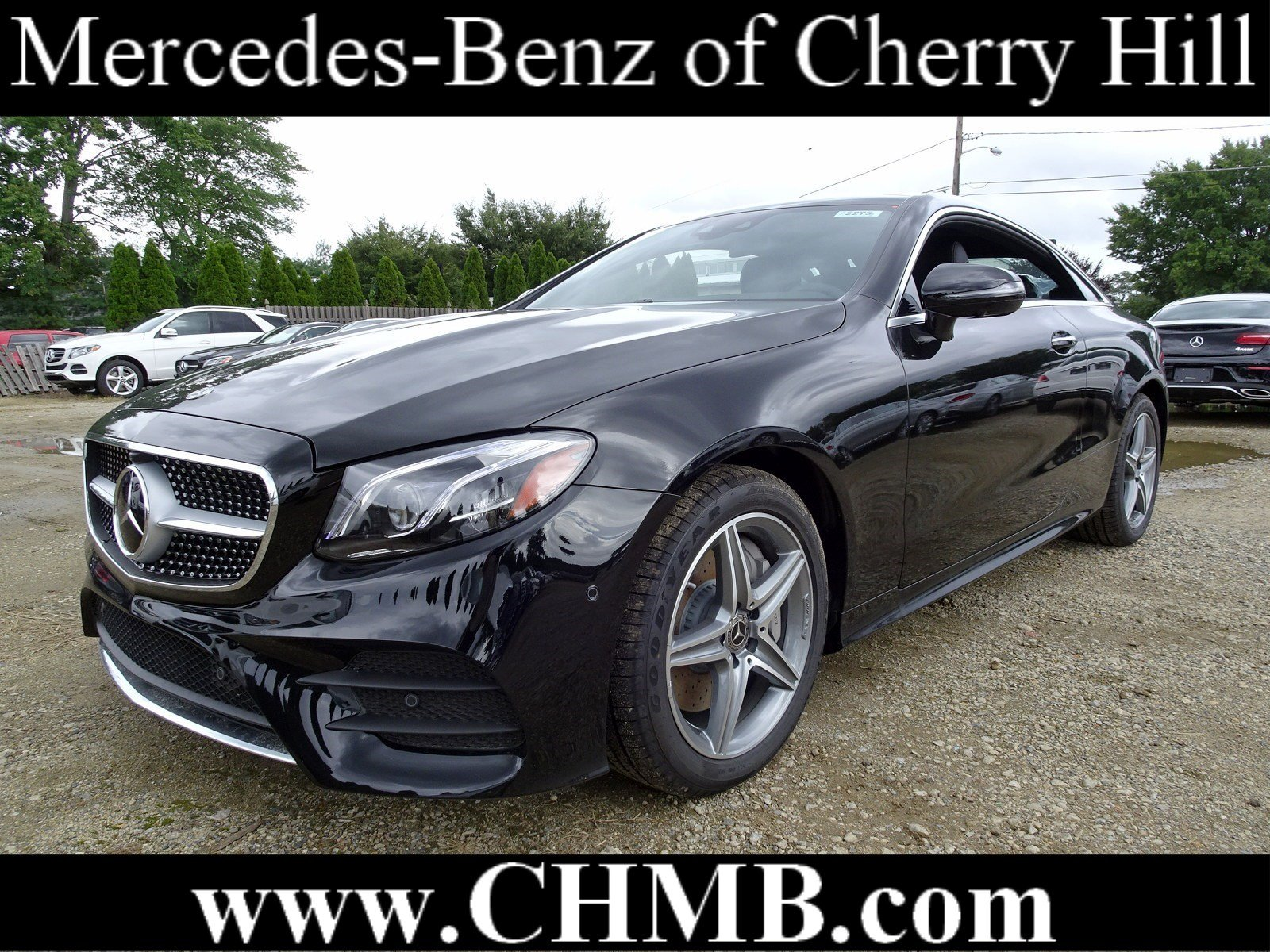 New 2019 Mercedes Benz E Class E 450 Sport COUPE in Cherry Hill