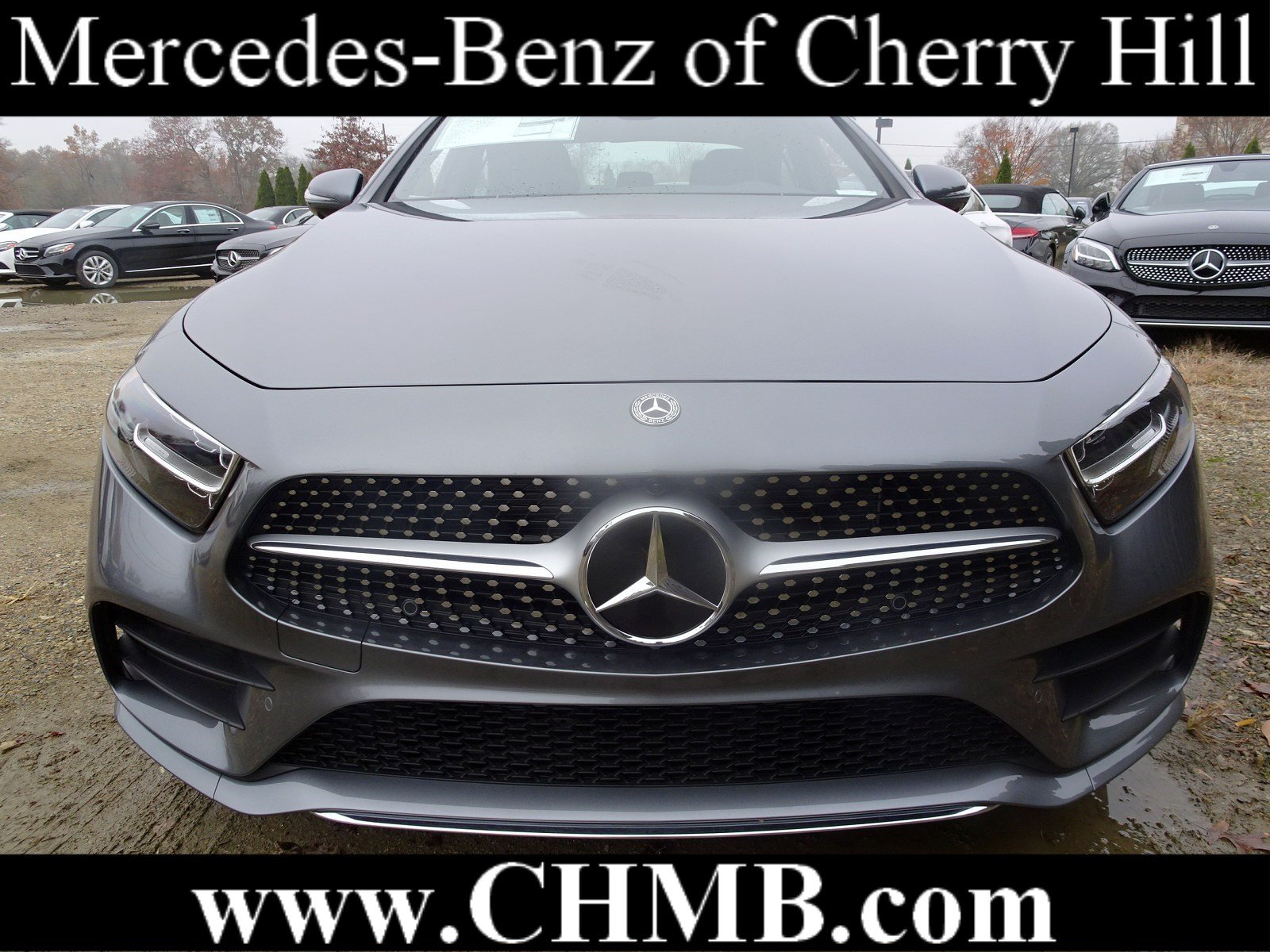 New 2019 Mercedes Benz CLS CLS 450 Coupe in Cherry Hill M2470