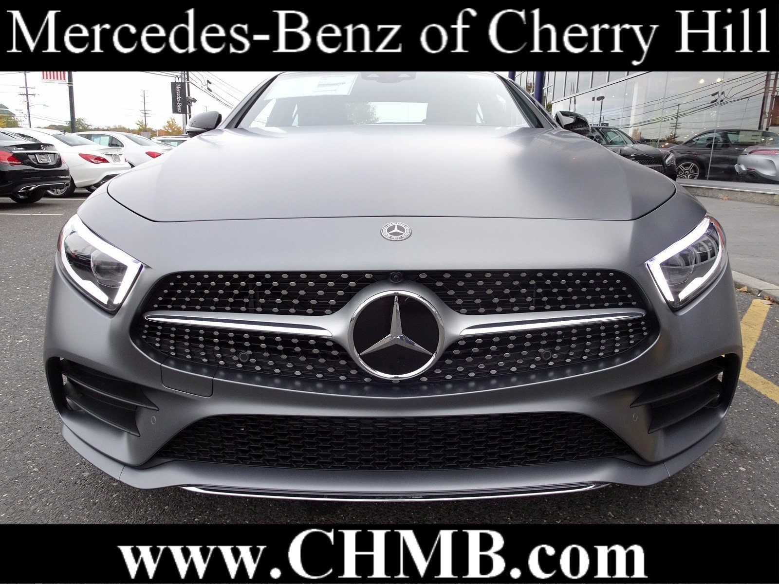 New 2019 Mercedes Benz CLS CLS 450 Coupe in Cherry Hill M2471