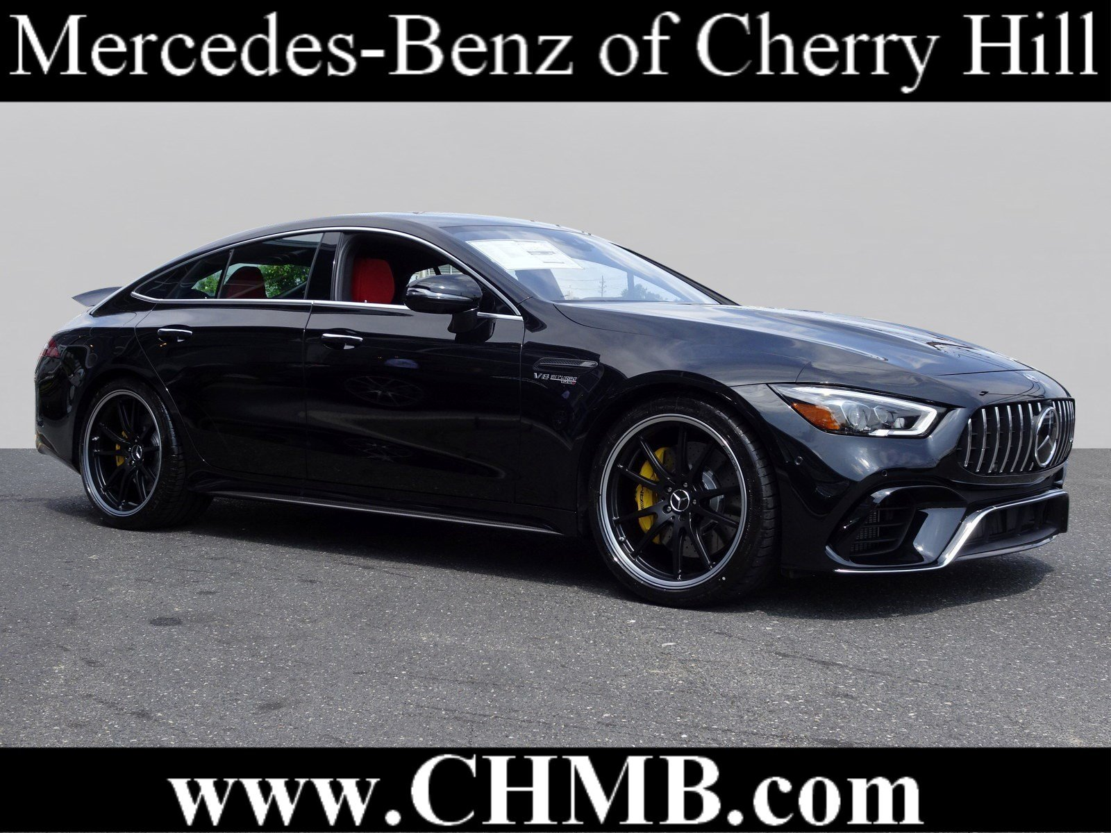 New 2019 Mercedes Benz GT AMG GT 63 S 4MATIC