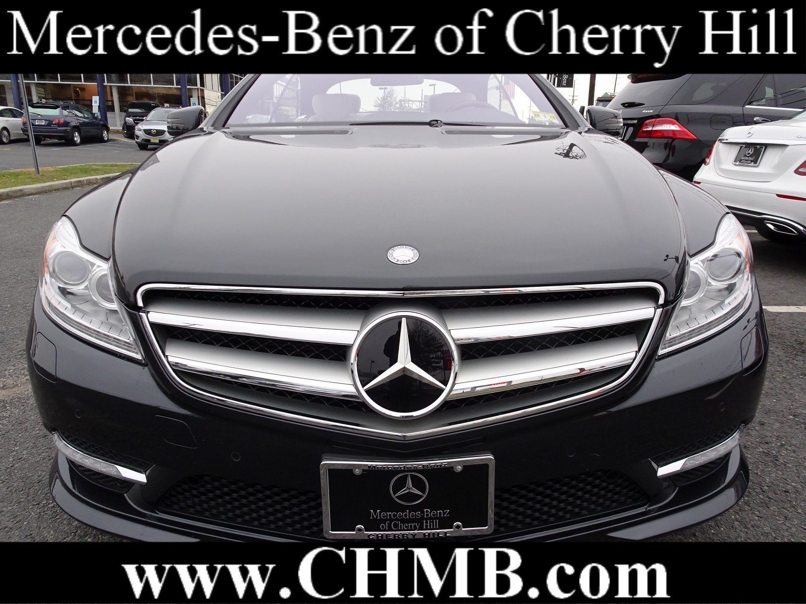 New 2011 Mercedes Benz CL Class CL 550 Sport COUPE in Cherry Hill