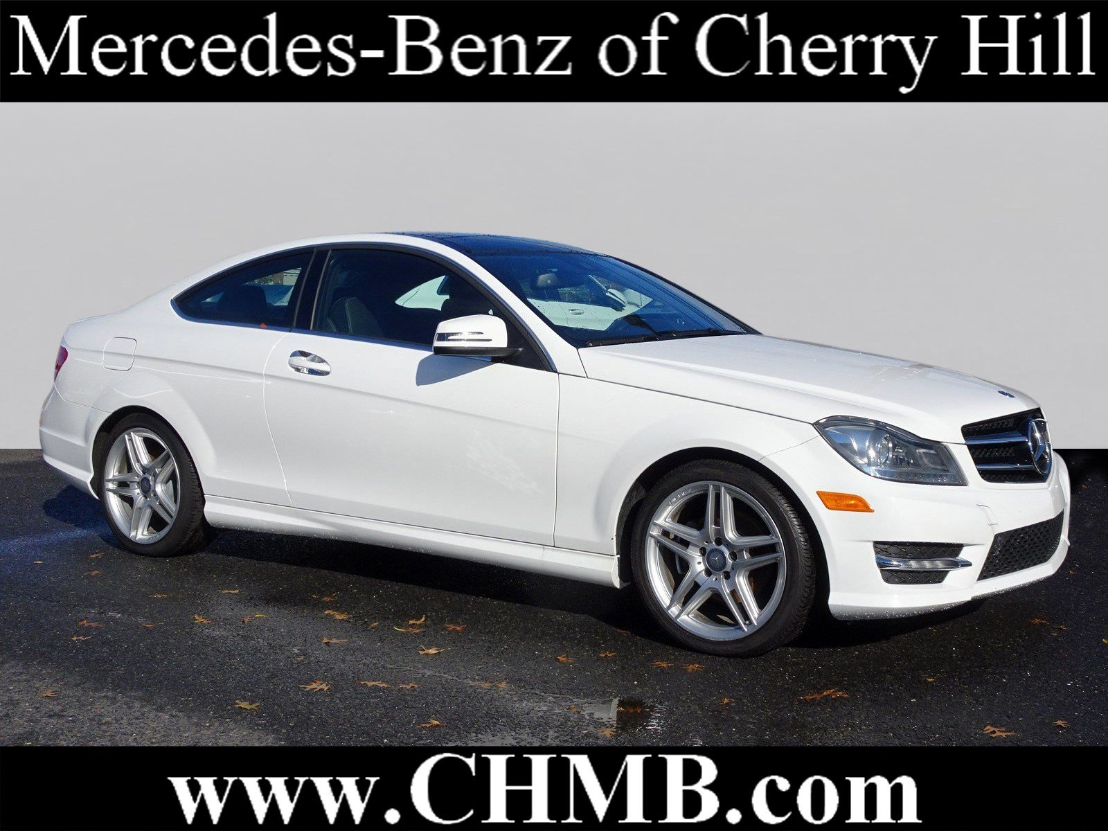 Pre Owned 2015 Mercedes Benz C Class C 250 COUPE in Cherry Hill