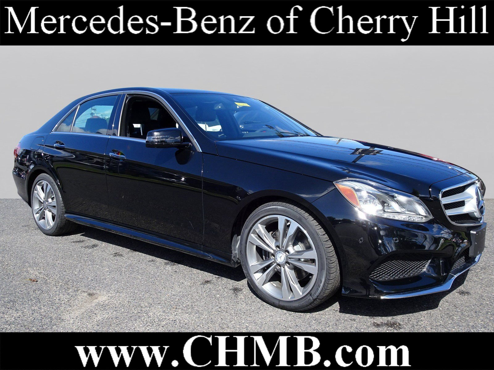 Pre Owned 2016 Mercedes Benz E Class E 350 Sport SEDAN in Cherry