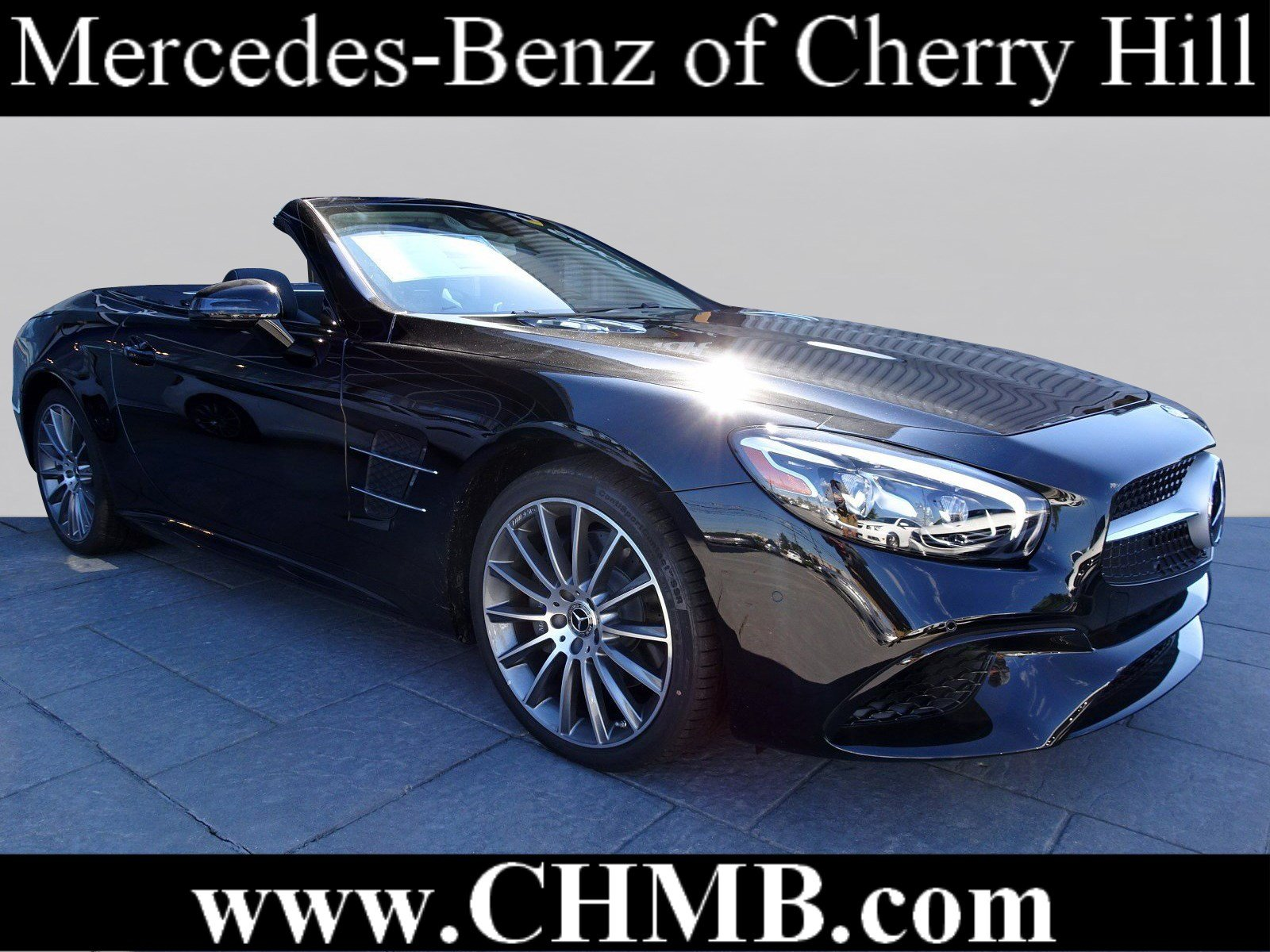 New 2019 Mercedes Benz SL SL 550 ROADSTER in Cherry Hill M2355