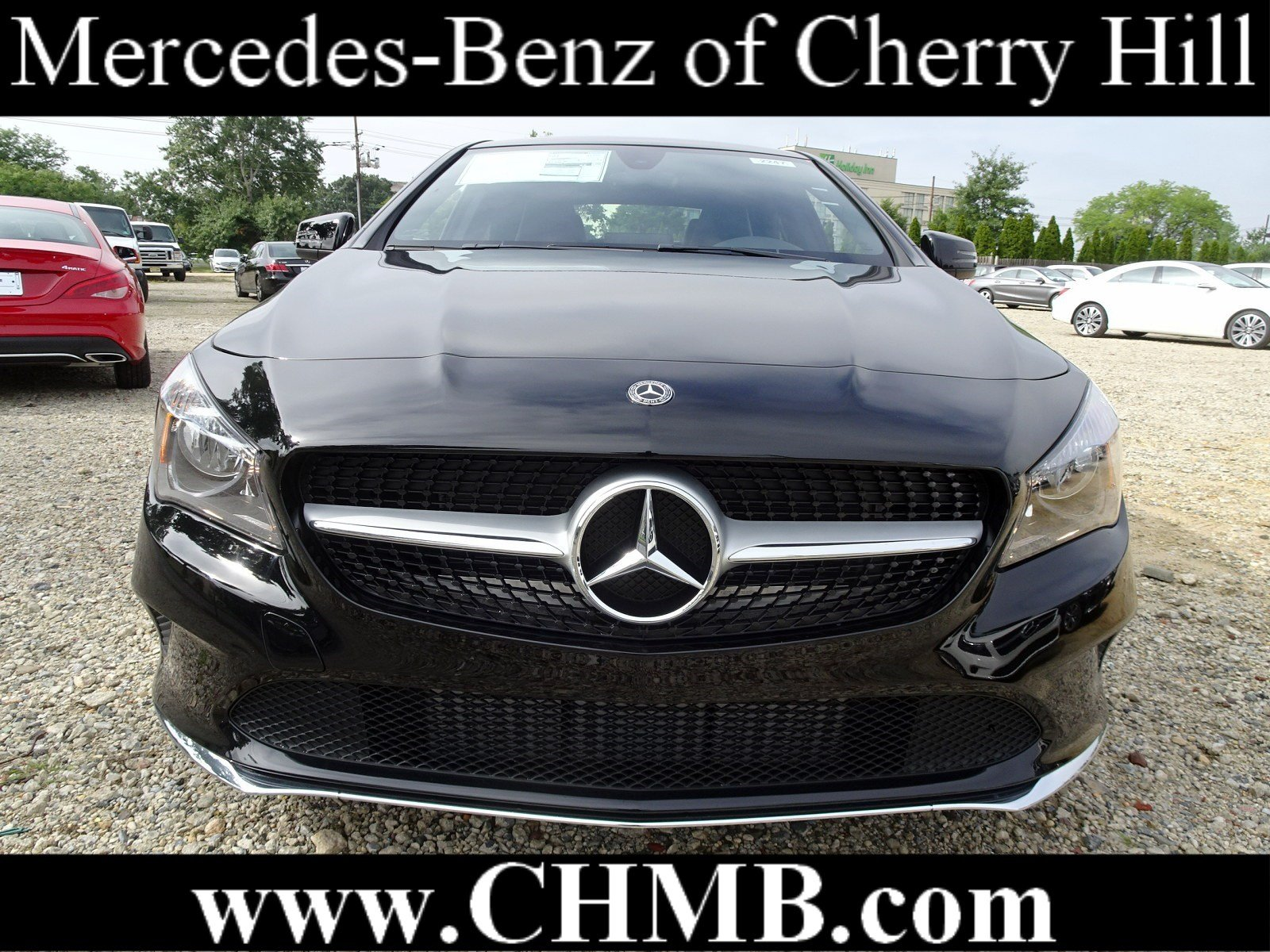 New 2019 Mercedes Benz CLA CLA 250 Coupe in Cherry Hill M2247