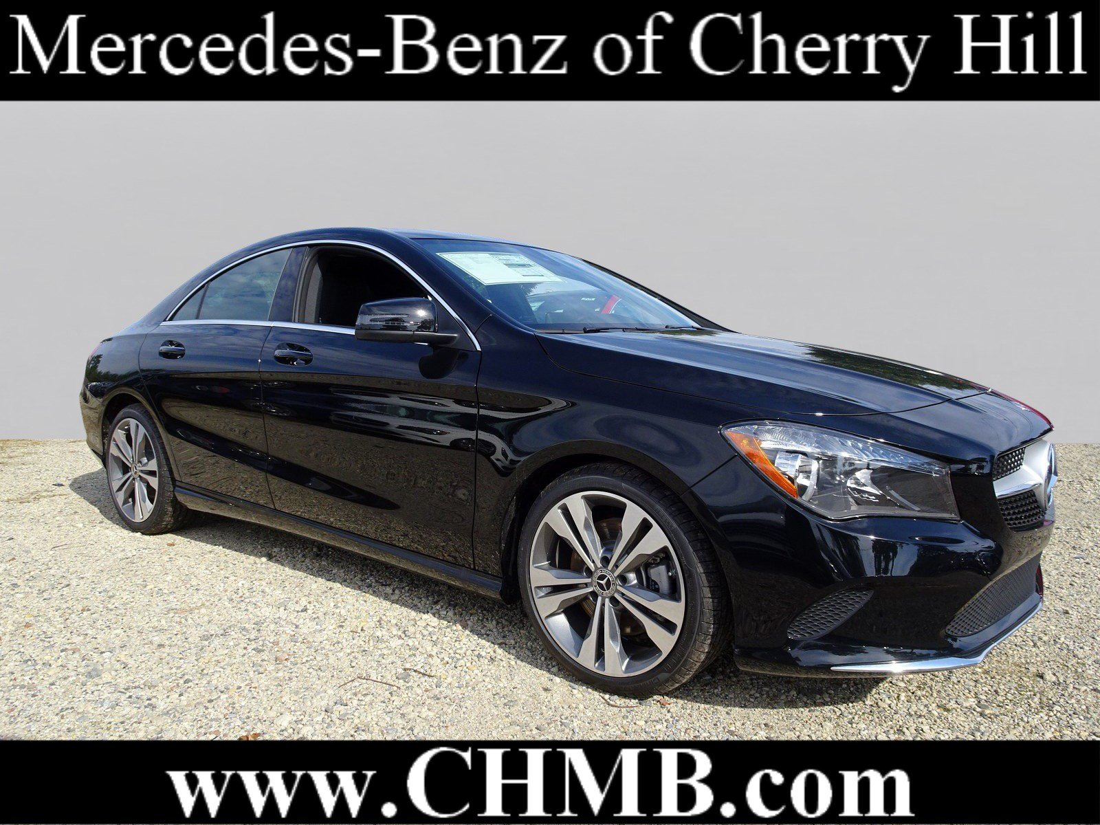 New 2019 Mercedes Benz CLA CLA 250 Coupe in Cherry Hill M2338