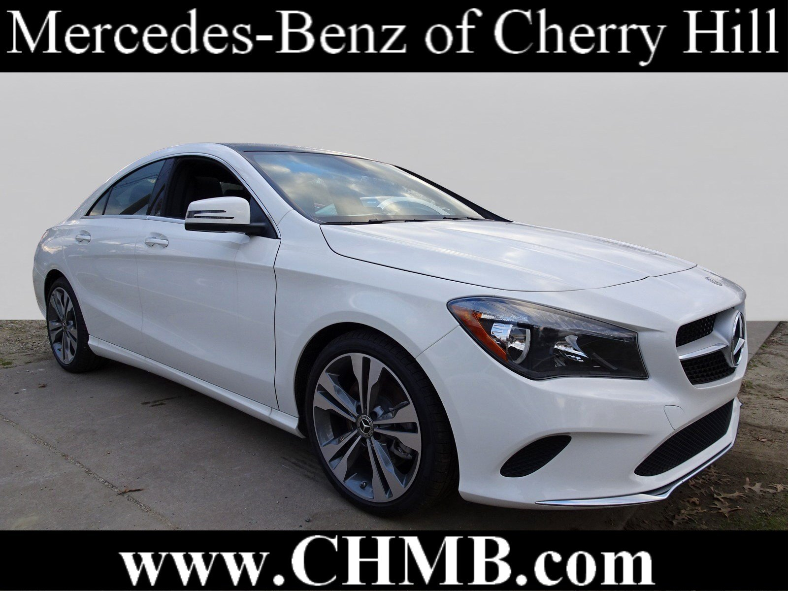 New 2019 Mercedes Benz CLA CLA 250 Coupe in Cherry Hill M2276