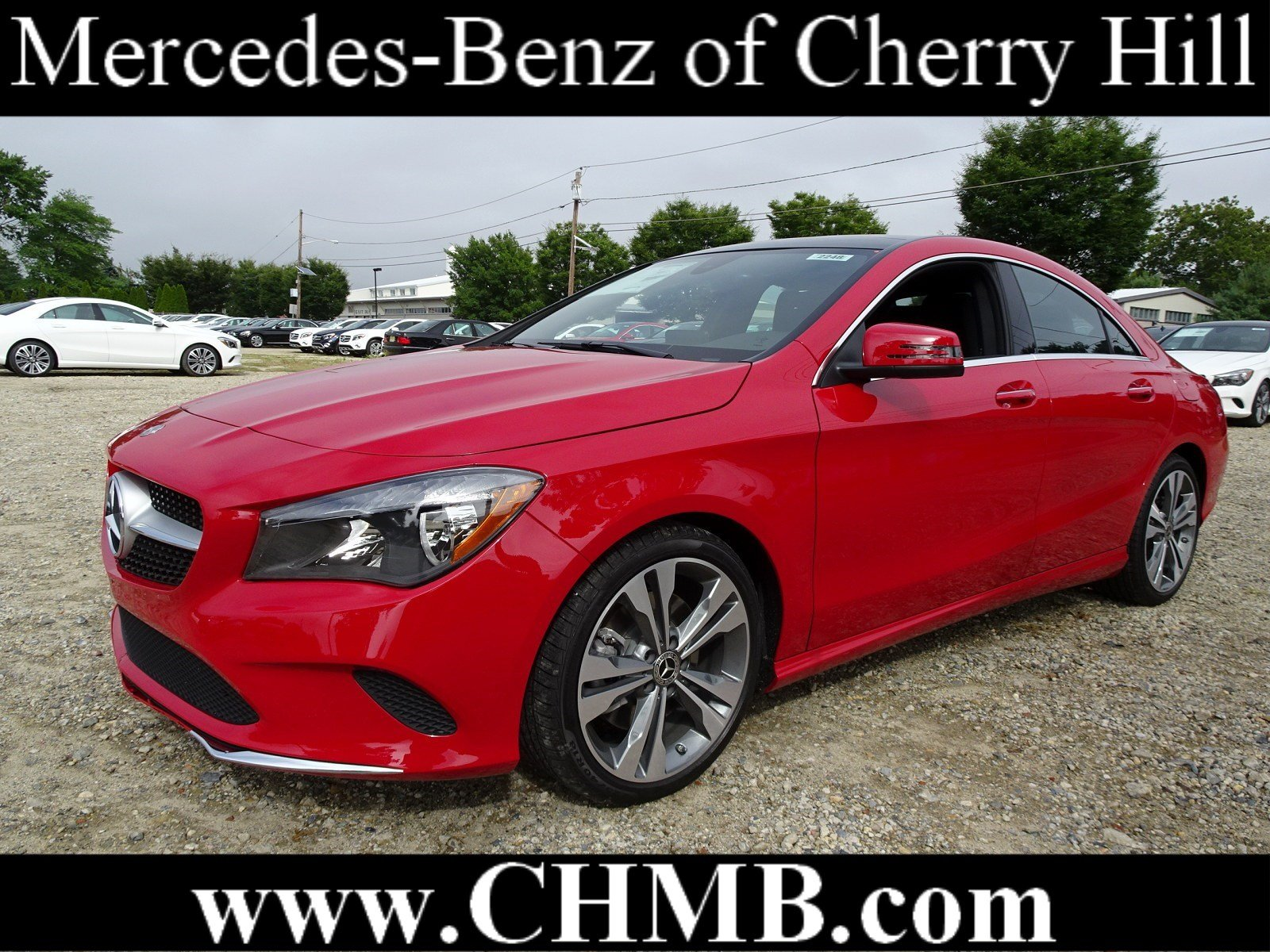 New 2019 Mercedes Benz CLA CLA 250 Coupe in Cherry Hill M2248
