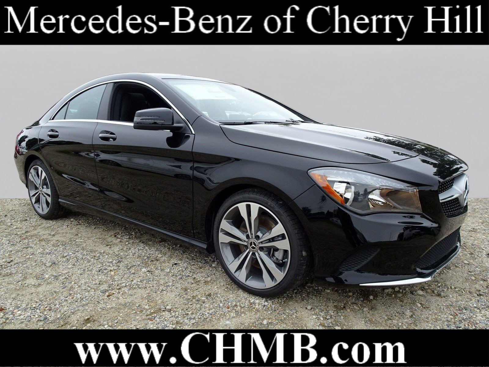 New 2019 Mercedes Benz Cla Cla 250 Coupe In Cherry Hill M2236