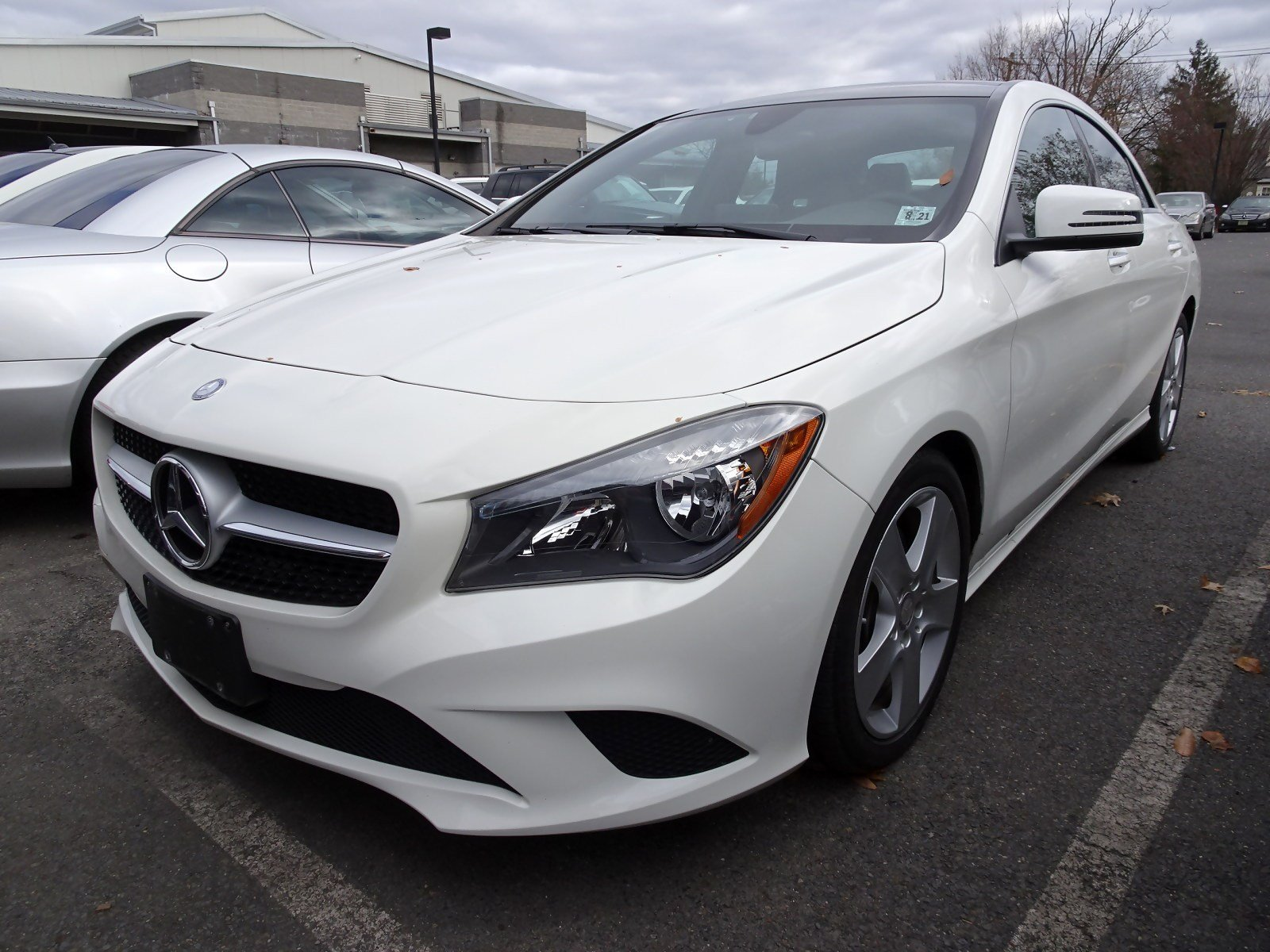 Certified Pre Owned 2016 Mercedes Benz CLA CLA 250 Coupe in Cherry
