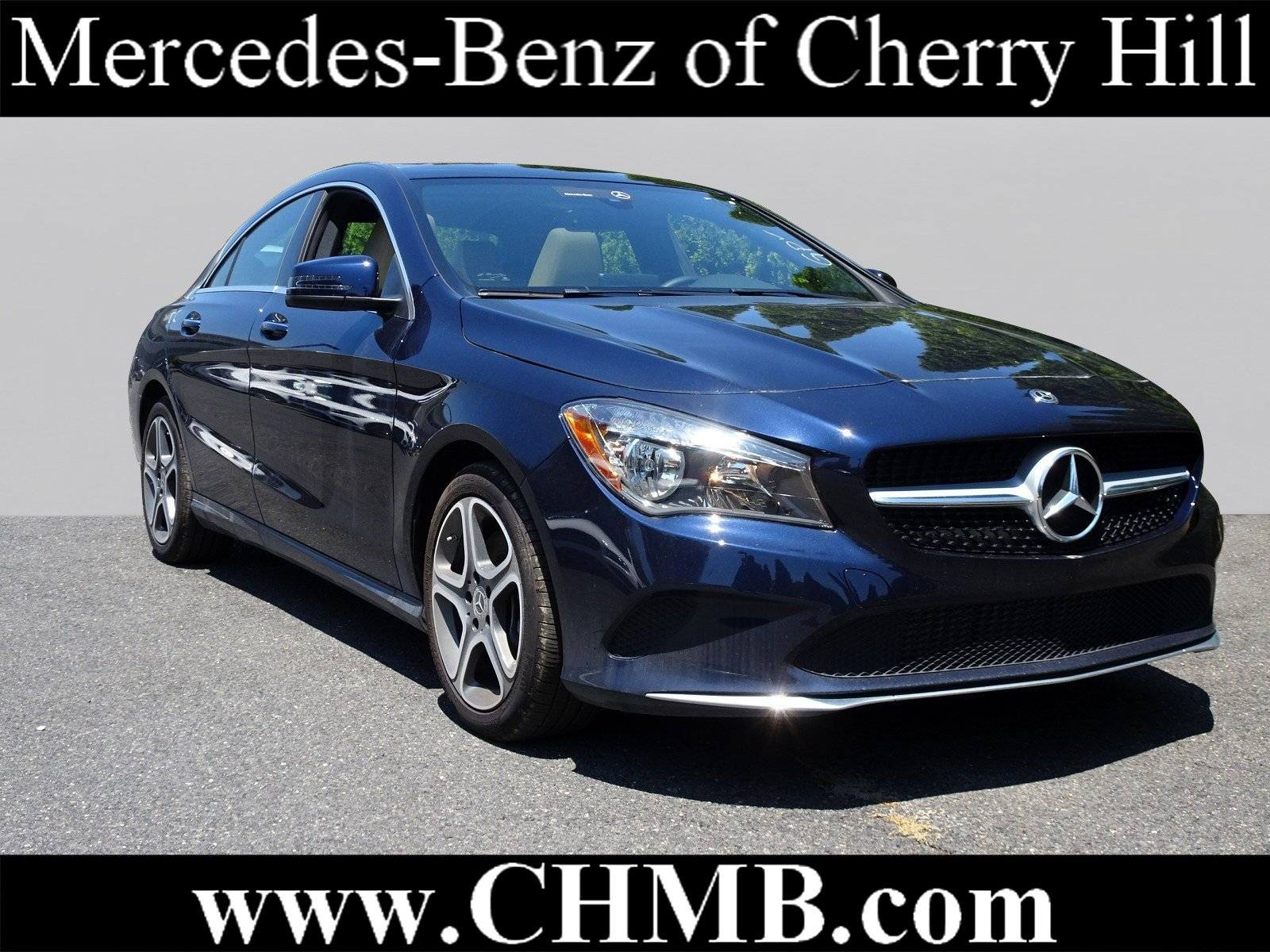Pre Owned 2018 Mercedes Benz CLA CLA 250 Coupe in Cherry Hill
