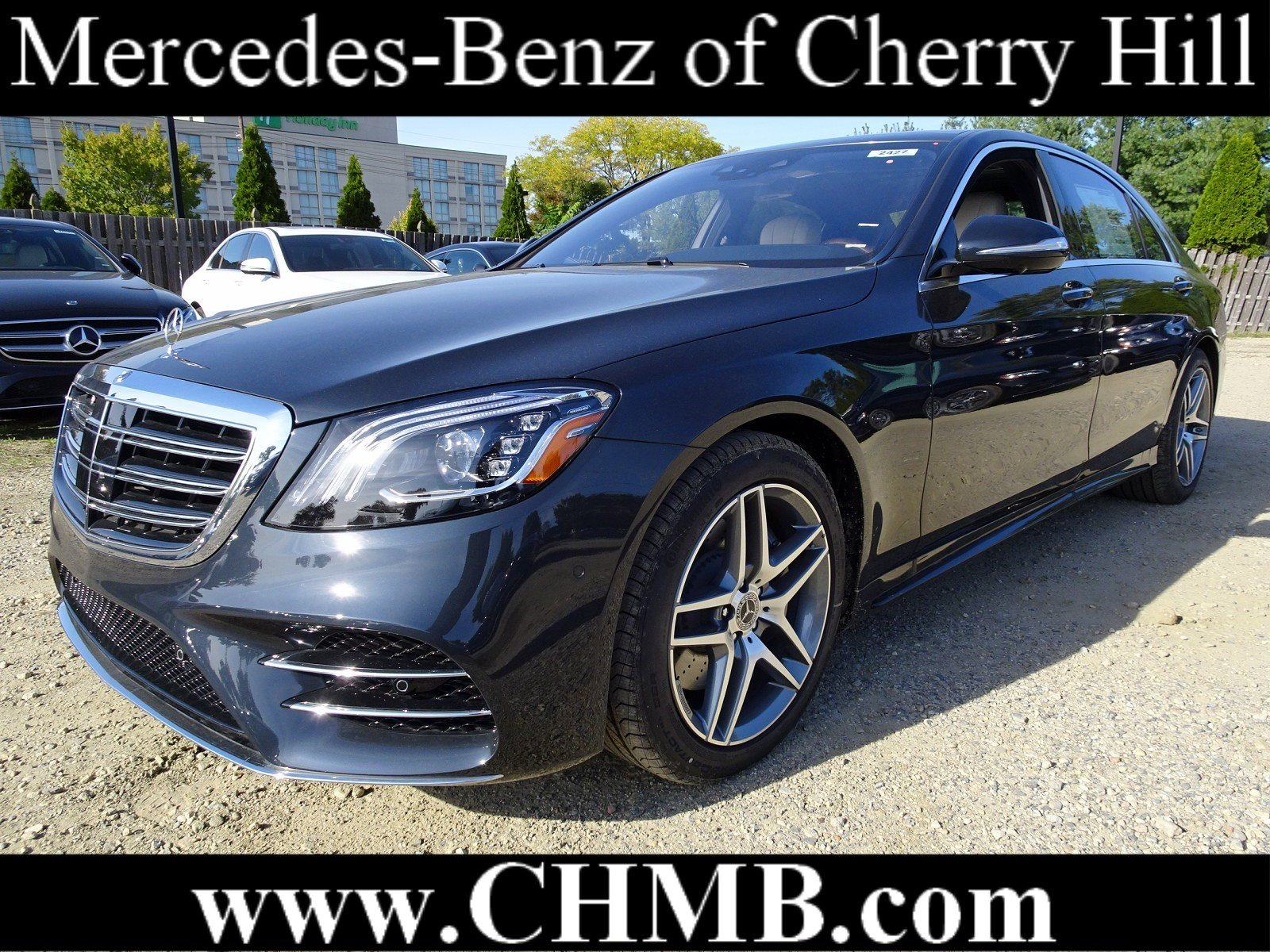 New 2019 Mercedes Benz S Class S 560 SEDAN in Cherry Hill M2427