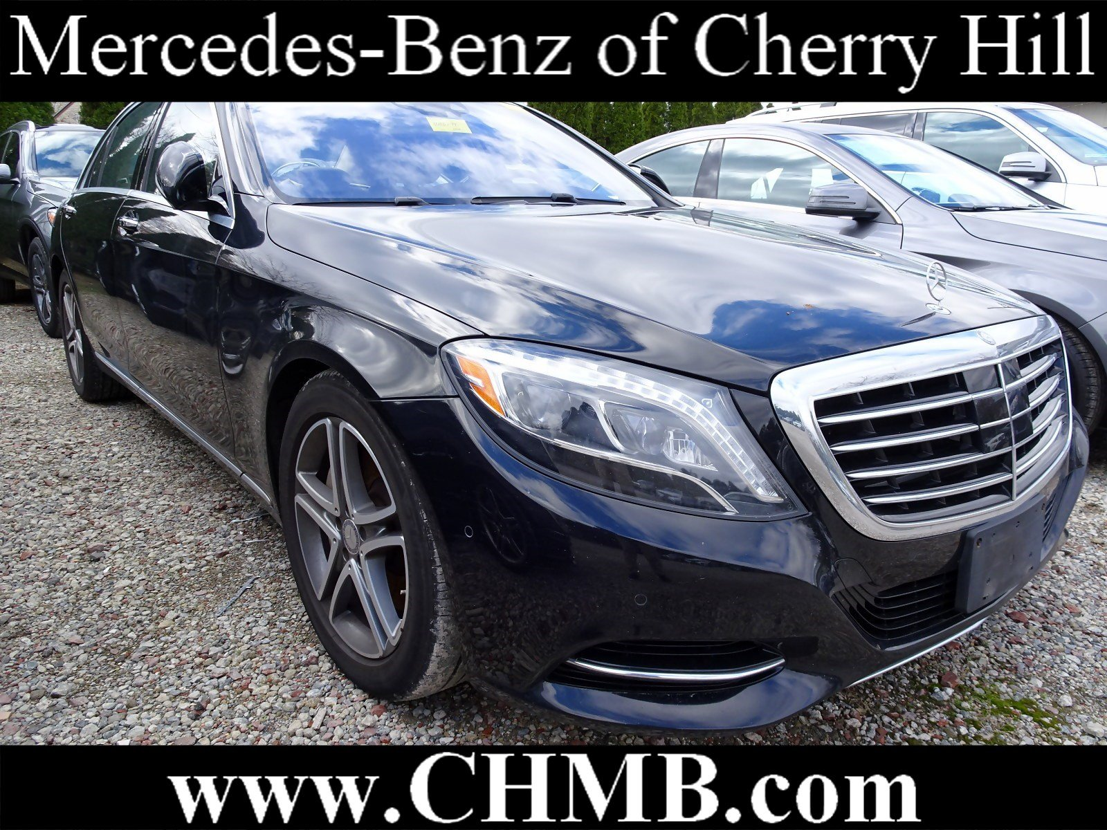 Certified Pre Owned 2016 Mercedes Benz S Class S 550 SEDAN in Cherry