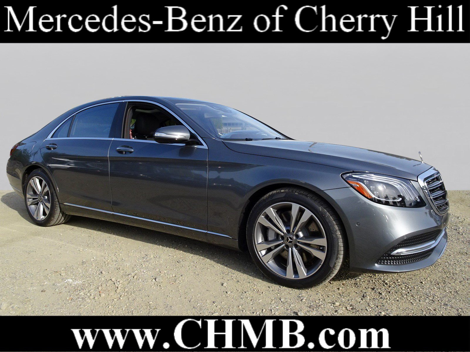 New 2019 Mercedes Benz S Class S 560 SEDAN in Cherry Hill M2446