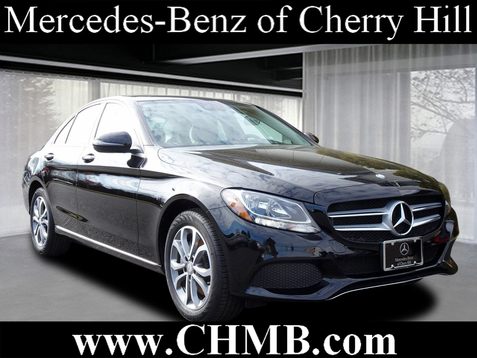 Pre Owned 2017 Mercedes Benz C Class C 300 SEDAN in Cherry Hill
