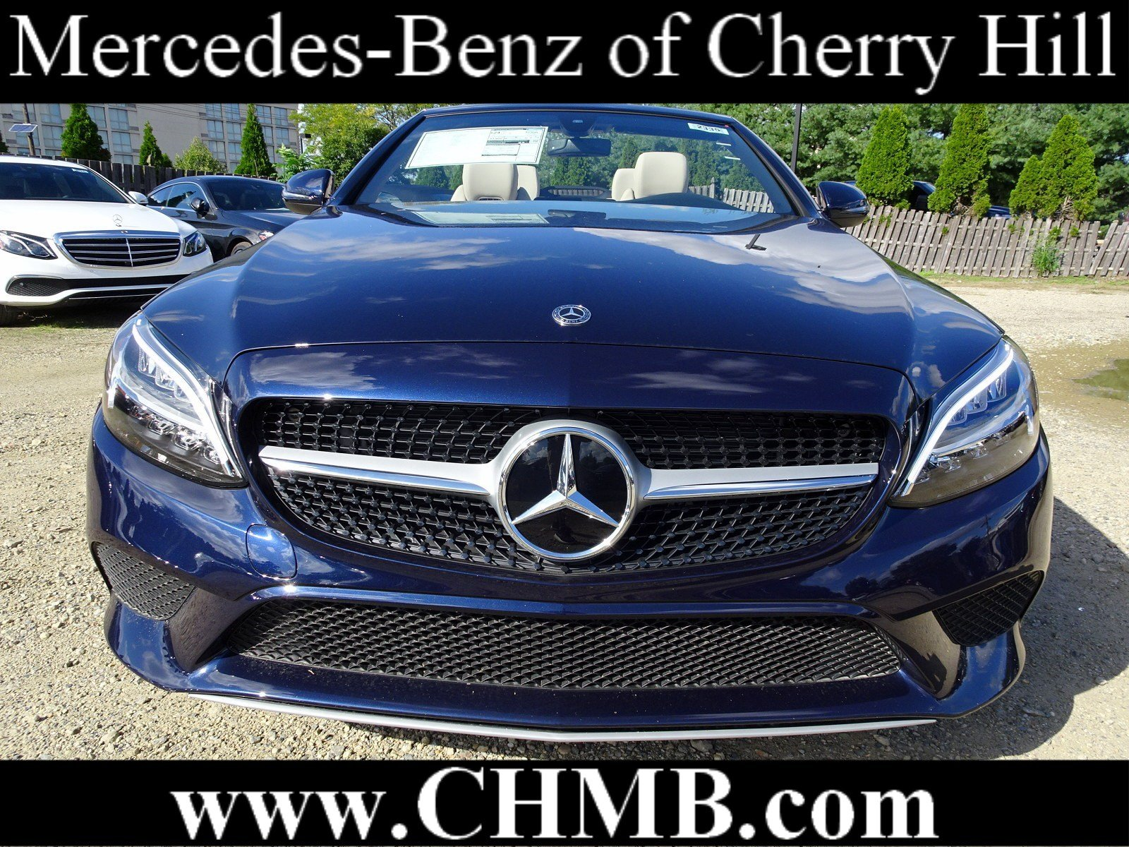 New 2019 Mercedes Benz C Class C 300 CABRIOLET in Cherry Hill M2335