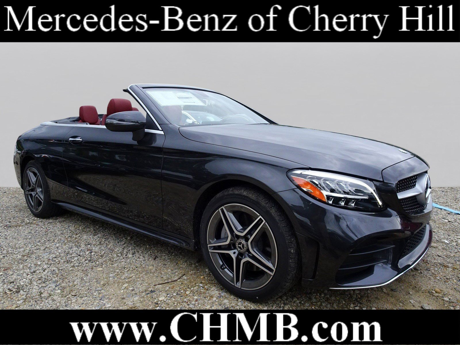 New 2019 Mercedes Benz C Class C 300 CABRIOLET in Cherry Hill M2332