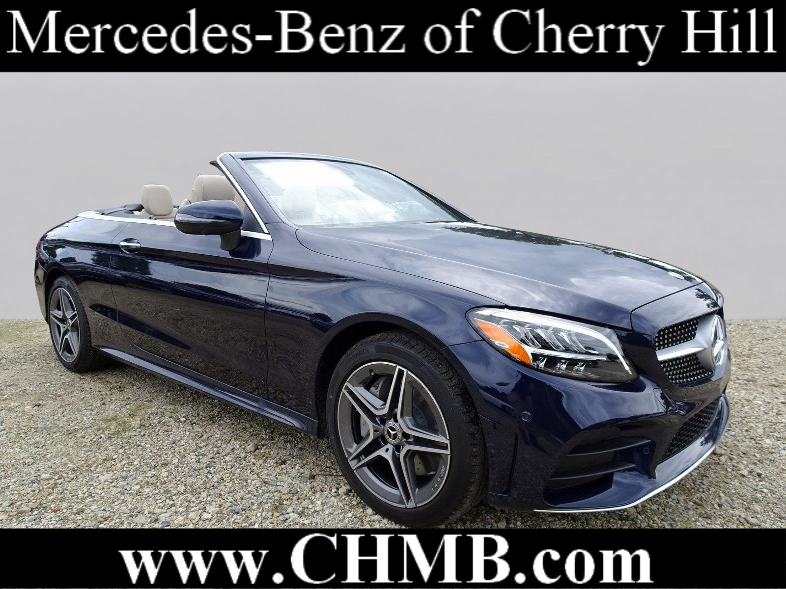 New 2019 Mercedes Benz C Class C 300 Sport CABRIOLET in Cherry Hill