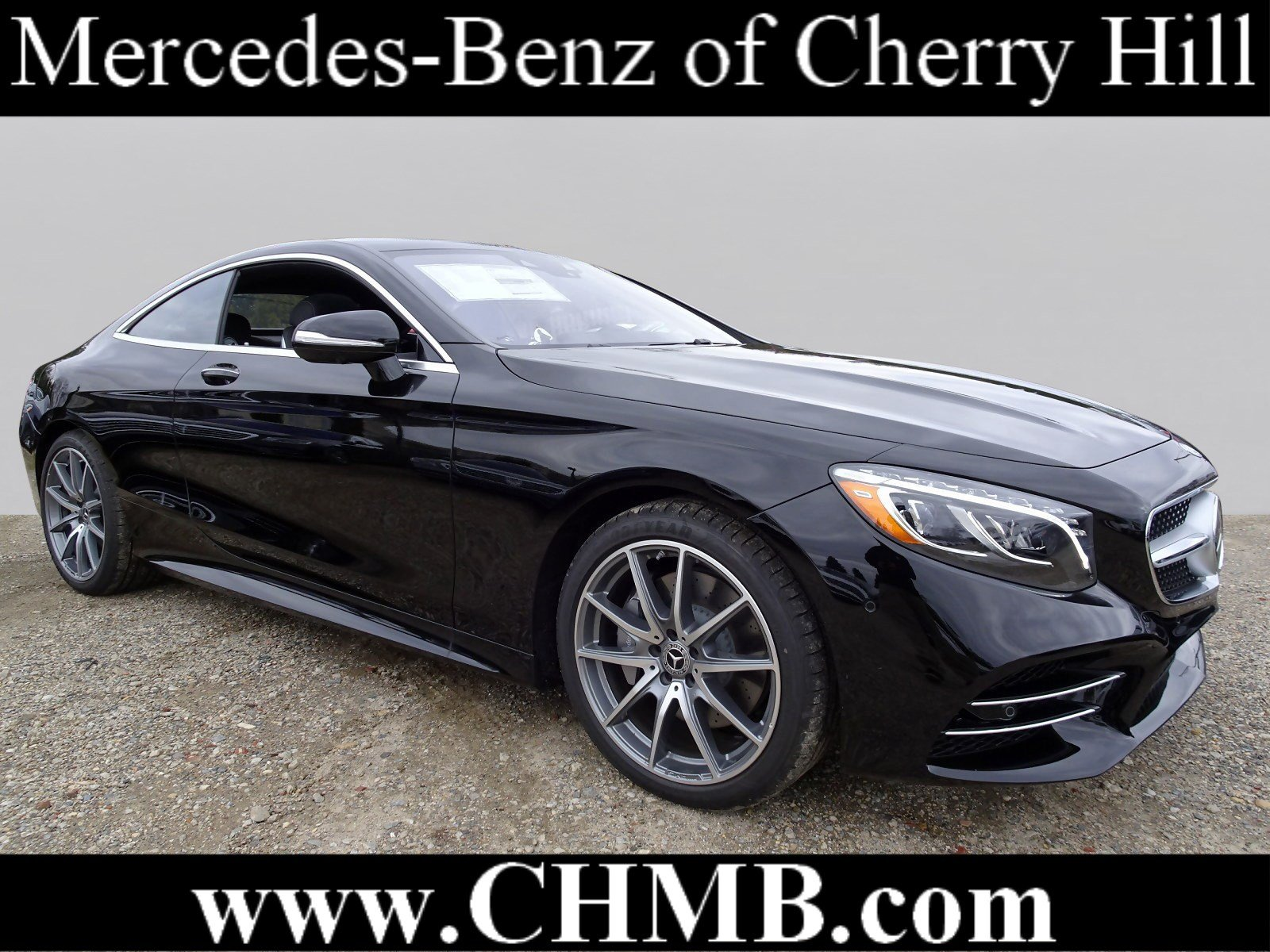 New 2019 Mercedes Benz S Class S 560 Coupe In Cherry Hill M2584