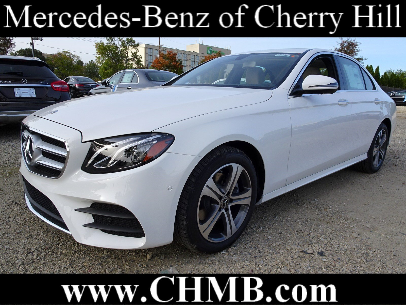 New 2019 Mercedes Benz E Class E 300 Sport SEDAN in Cherry Hill