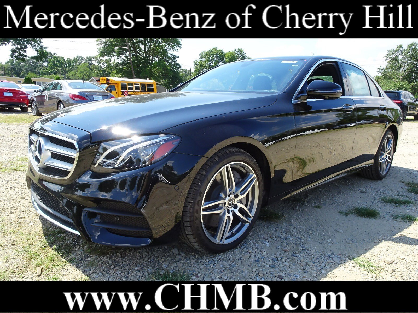New 2019 Mercedes Benz E Class E 300 SEDAN in Cherry Hill M2218