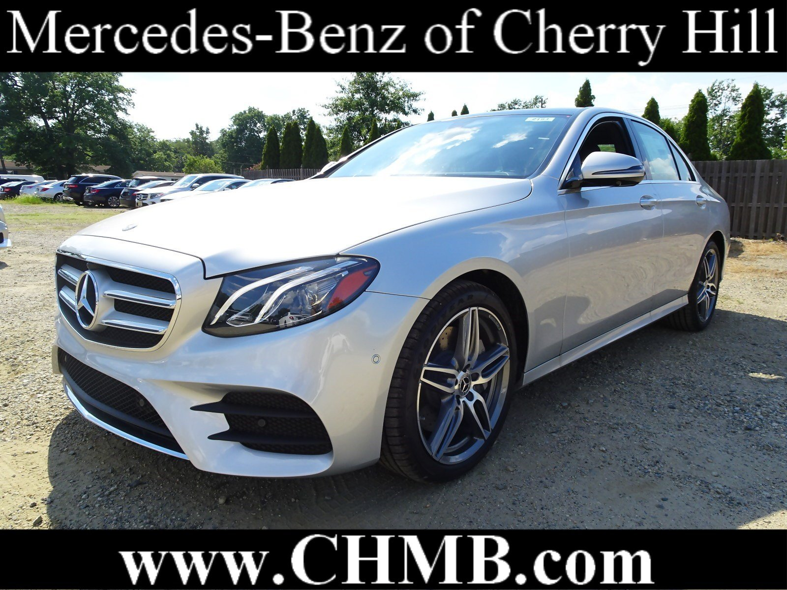 New 2019 Mercedes Benz E Class E 300 SEDAN in Cherry Hill M2193