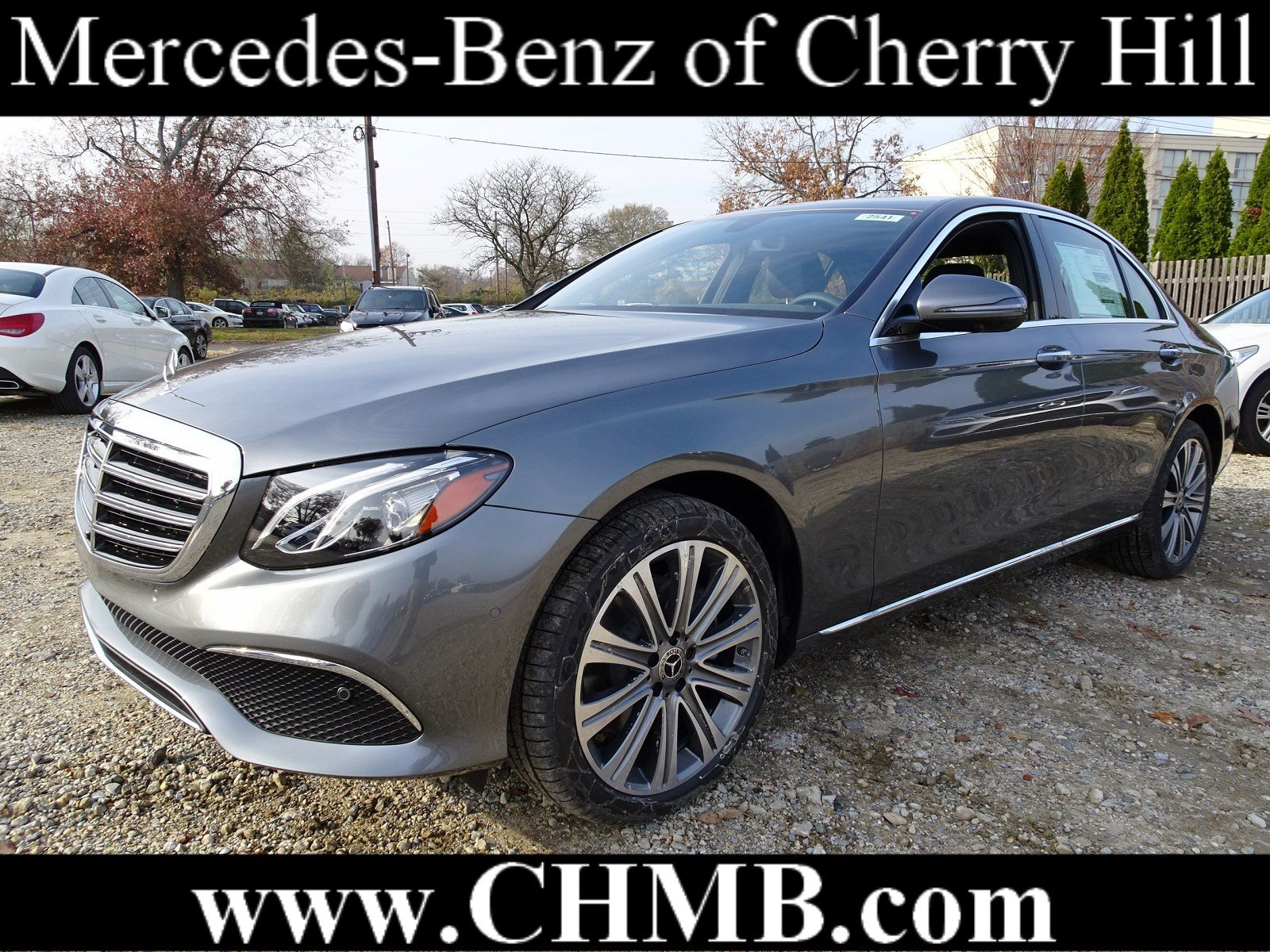 New 2019 Mercedes Benz E Class E 300 Luxury SEDAN in Cherry Hill