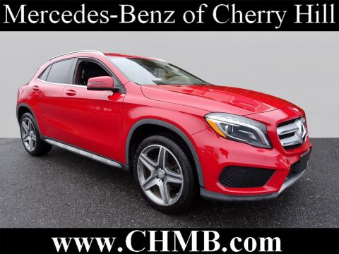 Certified Pre-Owned 2015 Mercedes-Benz GLA GLA 250 Sport