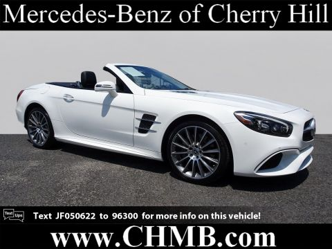 Pre-Owned 2018 Mercedes-Benz SL SL 450